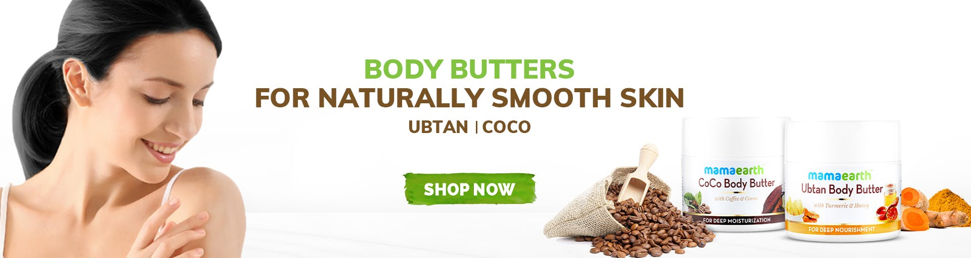 mamaearth.in - Body Butter starting at just ₹399