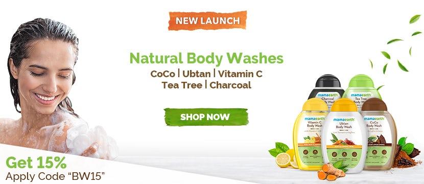 Body Wash (New Launch)