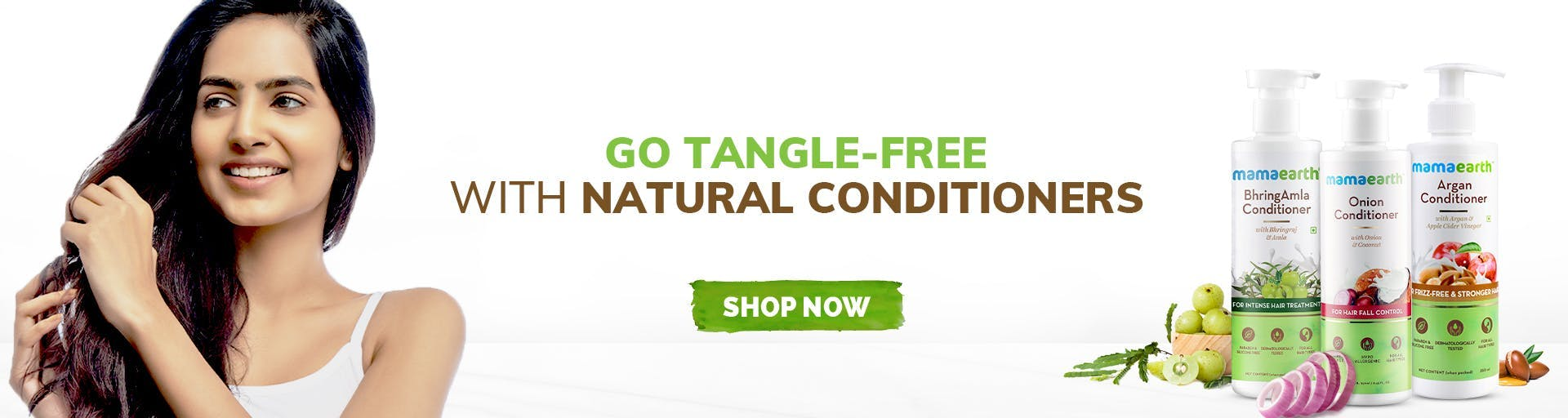 mamaearth.in - Hair Conditioners starting at just ₹349