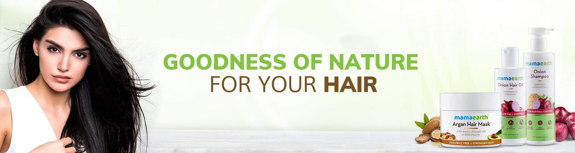 mamaearth.in - Hair Care starting at just ₹299