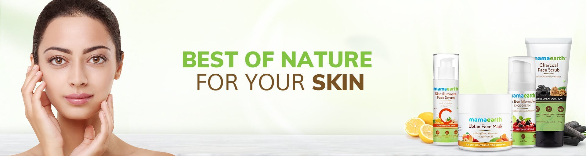 mamaearth.in - Skin Care starting at just ₹249