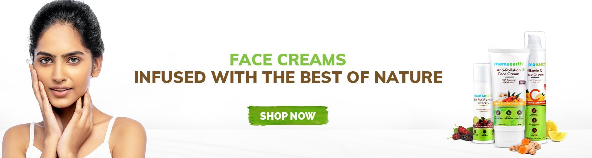mamaearth.in - Face Creams starting at just ₹349