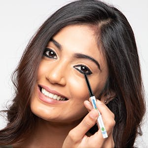 Charcoal Black Long Stay Kajal for 11-Hour Smudge-free Stay